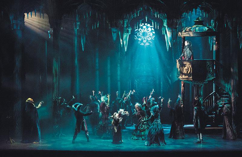 Ronacher Tanz Der Vampire