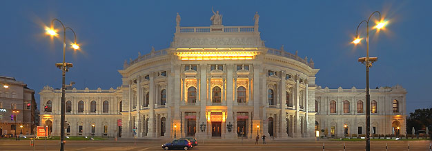Burgtheater Vienna,  THE PARTY