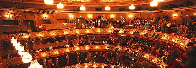 Theater an der Wien,  PORGY AND BESS