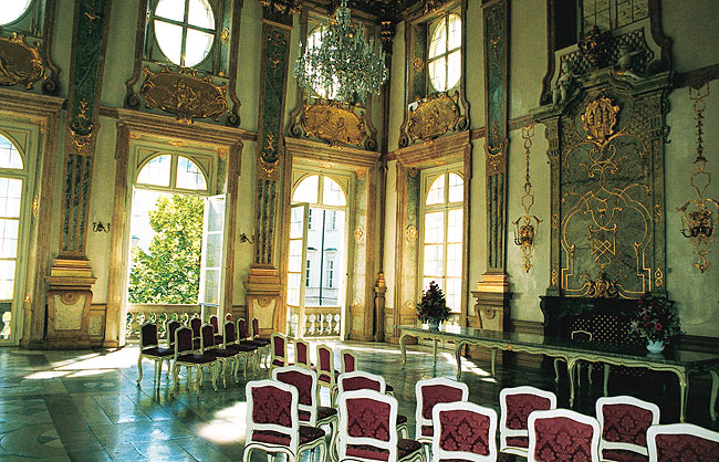 Salzburg Palace Concerts Salzburger Schlosskonzerte In